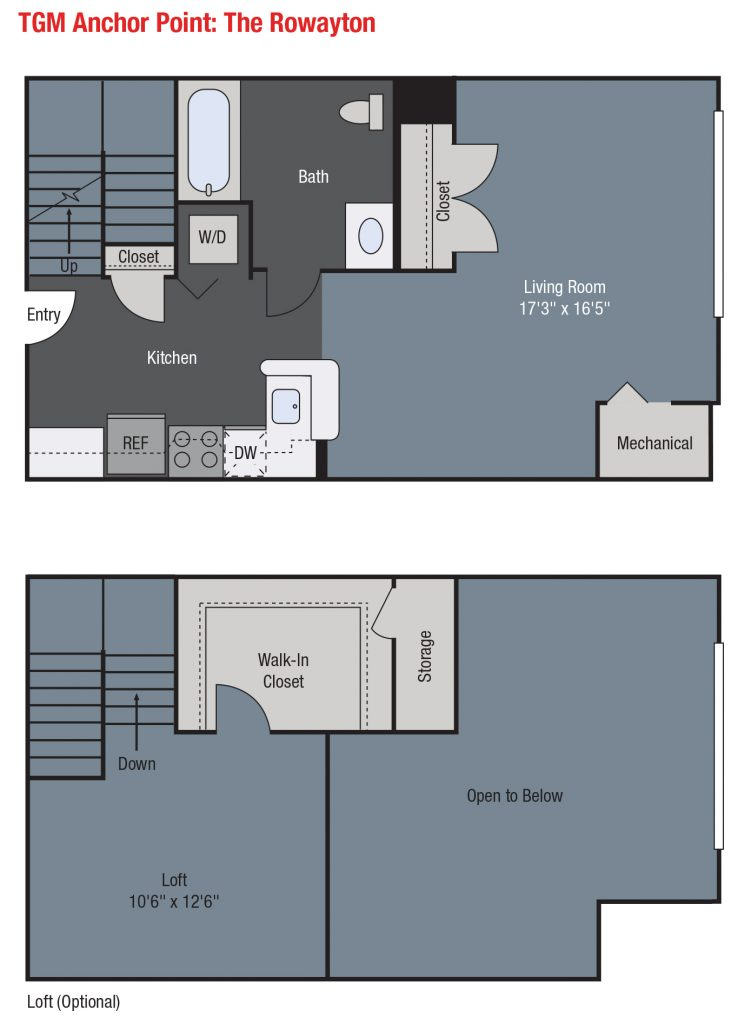 Apartments For Rent TGM Anchor Point - Rowayton