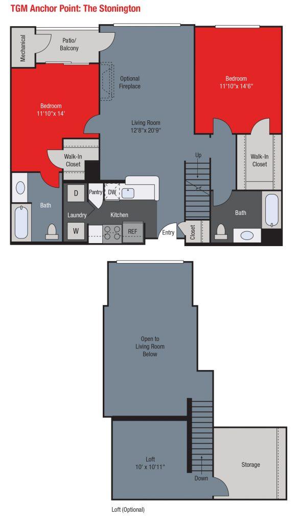 Apartments For Rent TGM Anchor Point - Stonington