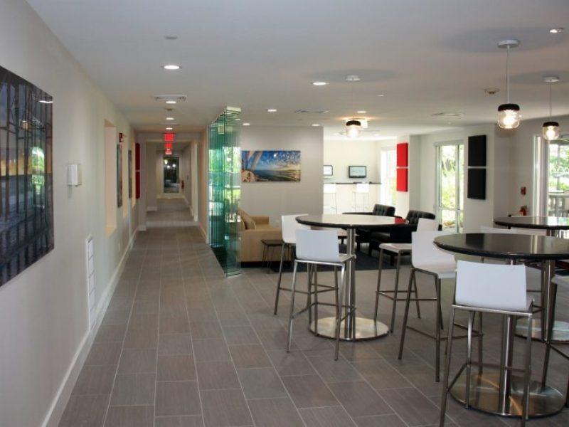 TGM Anchor Point Apartments Café Lounge