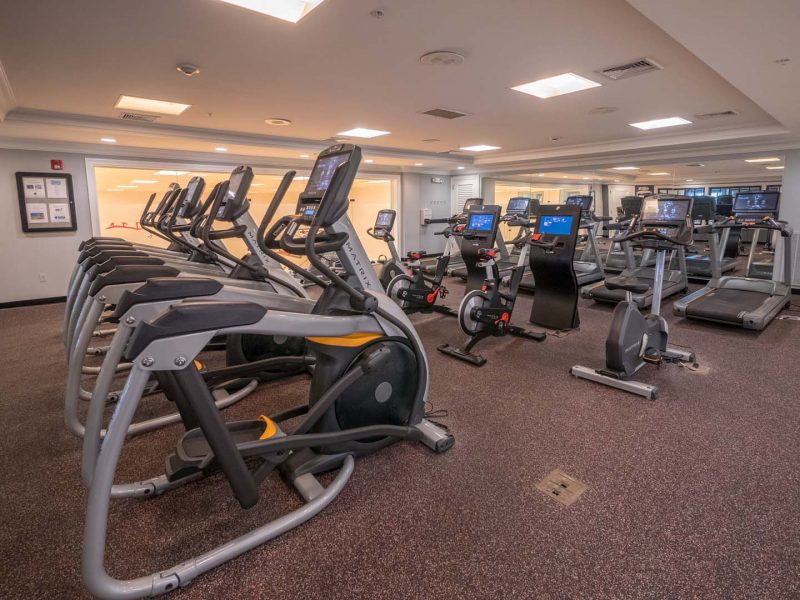 TGM Anchor Point Apartments Fitness Gym 3