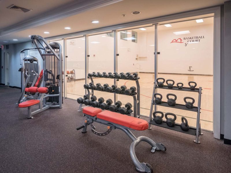 TGM Anchor Point Apartments Fitness Gym 4