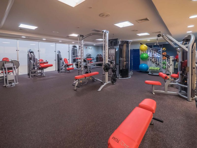 TGM Anchor Point Apartments Fitness Gym 5