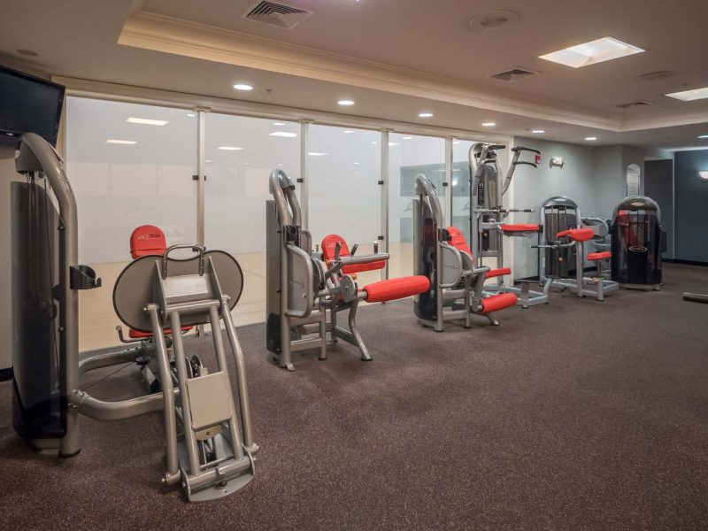 TGM Anchor Point Apartments Fitness Gym
