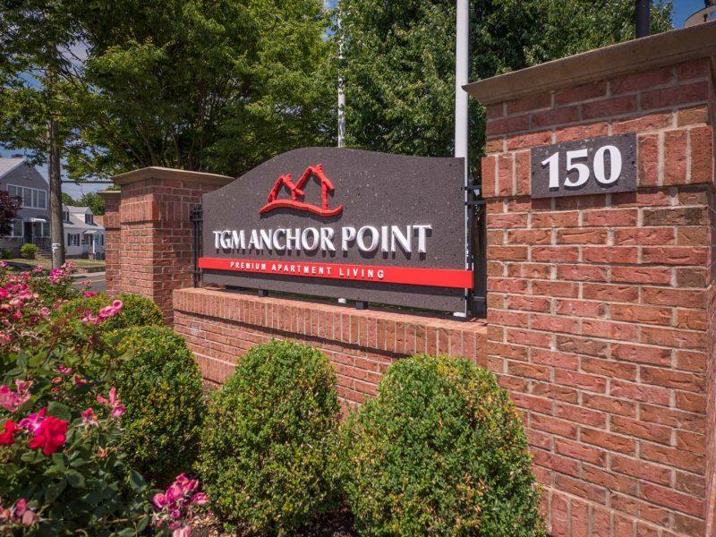 TGM Anchor Point Apartments Main Gateway