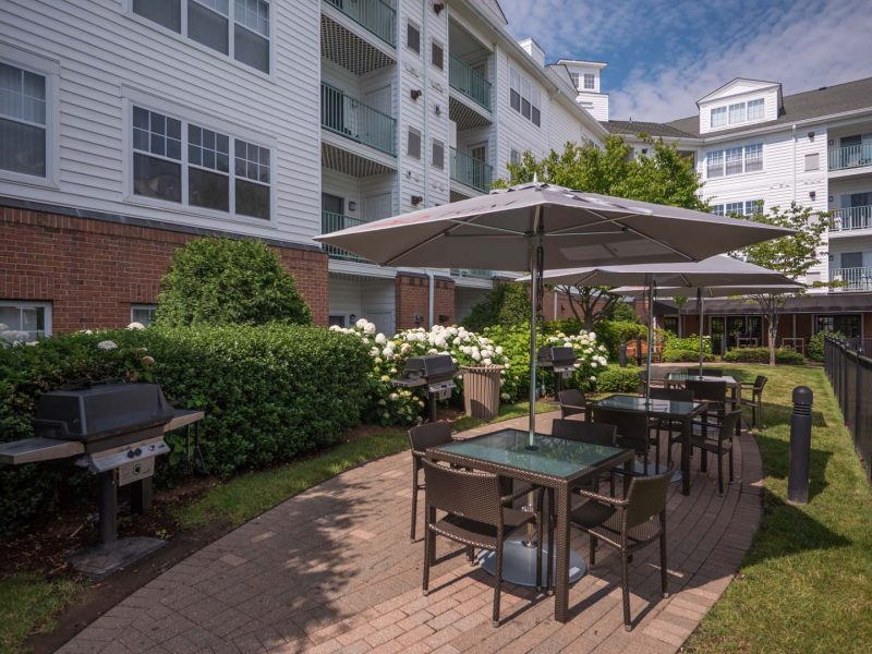 TGM Anchor Point Apartments Patios or Balcony 2