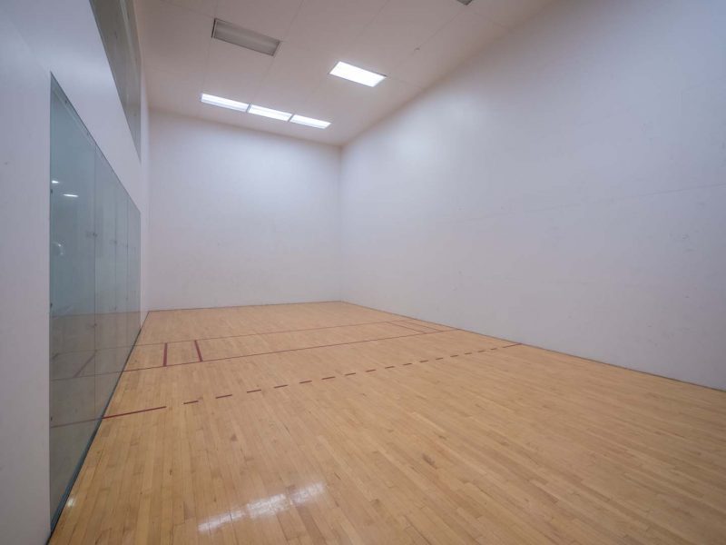 TGM Anchor Point Apartments Indoor Racquetball Court