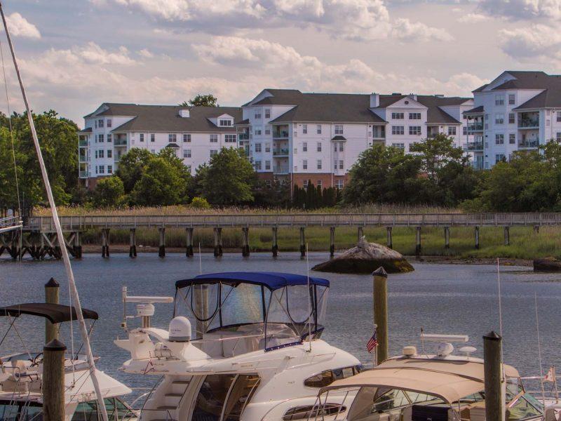 View of TGM Anchor Point Marina